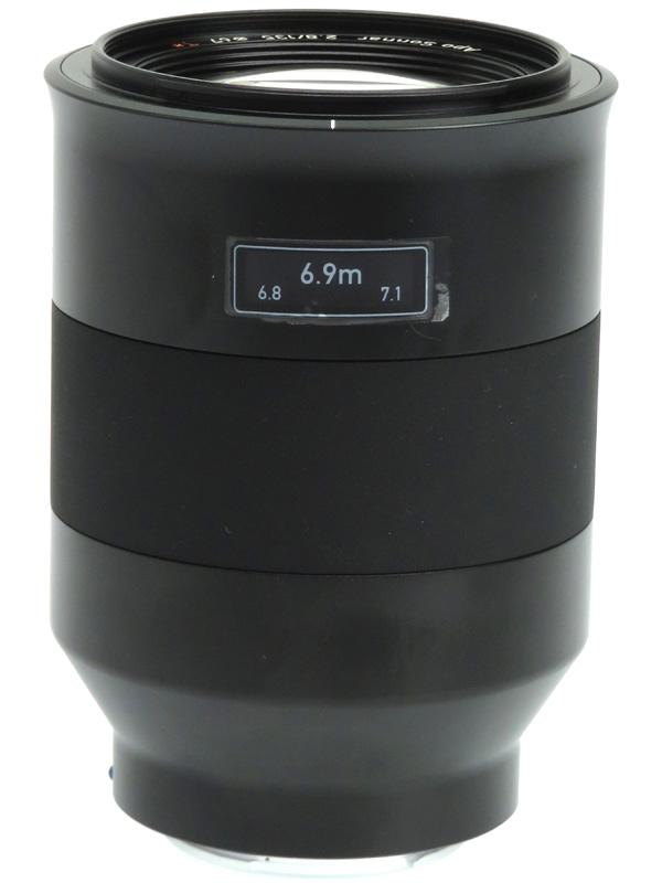 【Carl Zeiss】カールツァイス『ZEISS Batis 2.8/135』ソニーEマウント フルサイズ対応 デジタル一眼カメラ用レンズ 1週間保証【中古】b06e/h03AB