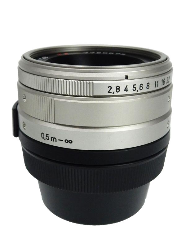 【CONTAX】コンタックス『Carl Zeiss Biogon 28mm F2.8 T* 』レンズ 1週間保証【中古】b03e/h11AB