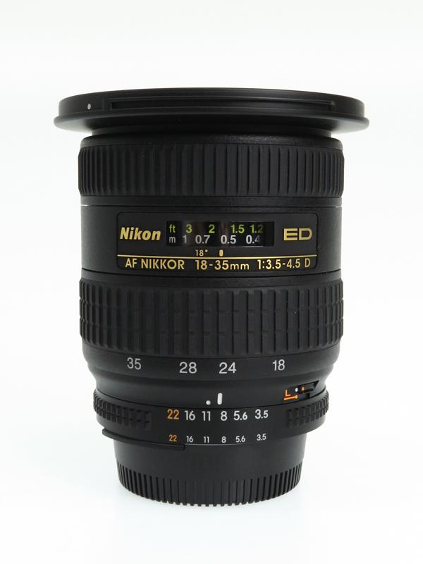 【Nikon】ニコン『AI AF Zoom-Nikkor 18-35mm f/3.5-4.5D IF-ED』AF18-35D レンズ 1週間保証【中古】b03e/h11A