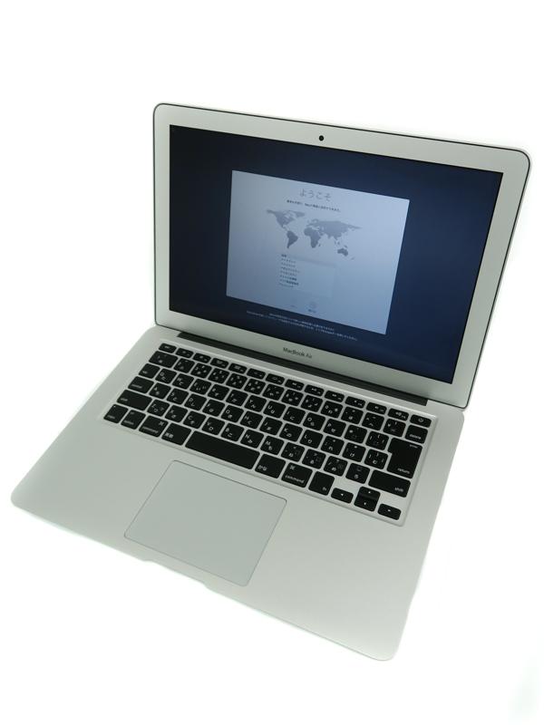 【Apple】アップル『MacBook Air カスタムモデル 2200/13.3』Z0UV00043(MQD42J/A) Mid 2017 ノートパソコン 1週間保証【中古】b02e/h19AB
