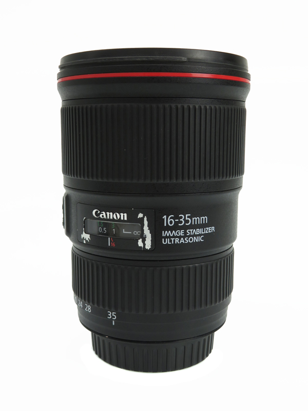 【Canon】キヤノン『EF16-35mm F4L IS USM』EF16-3540LIS レンズ 1週間保証【中古】b03e/h20AB