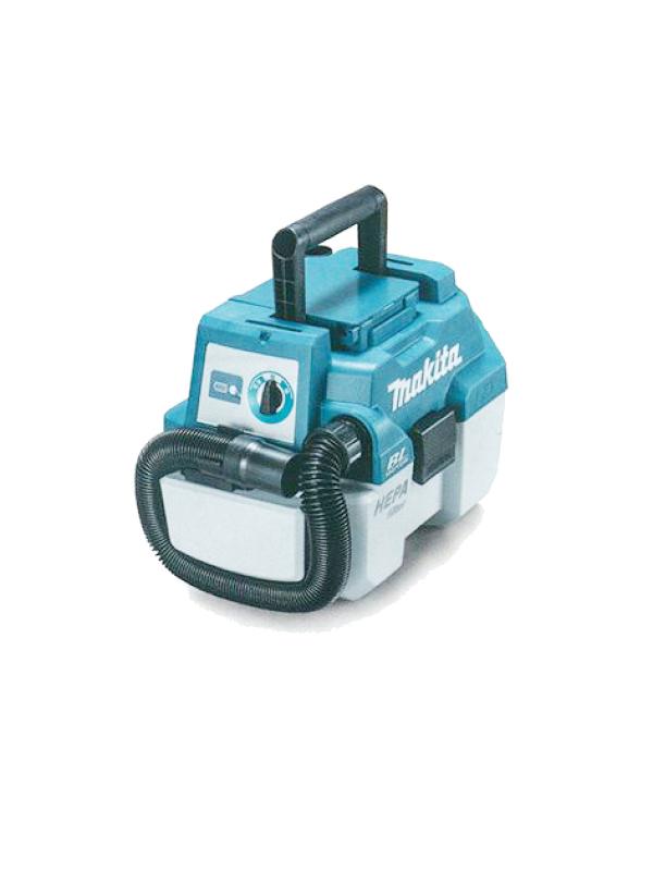 1週間保証【新品】 乾湿両用 18V 【makita】マキタ『充電式集じん機』VC750DRG セット品 掃除機 6.0Ah