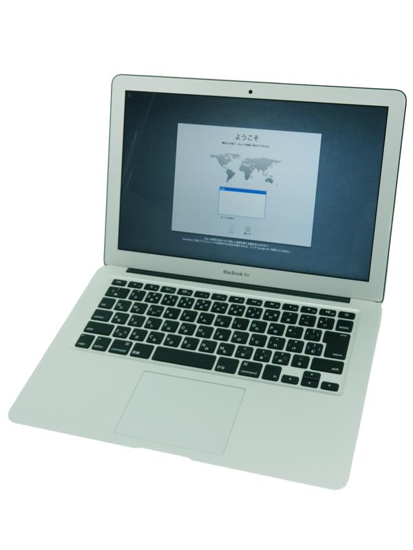 【Apple】アップル『MacBook Air 1700/13.3(カスタムモデル)』Z0P00003S(MD761J/A) Mid 2013 ノートパソコン 1週間保証【中古】b06e/h17B