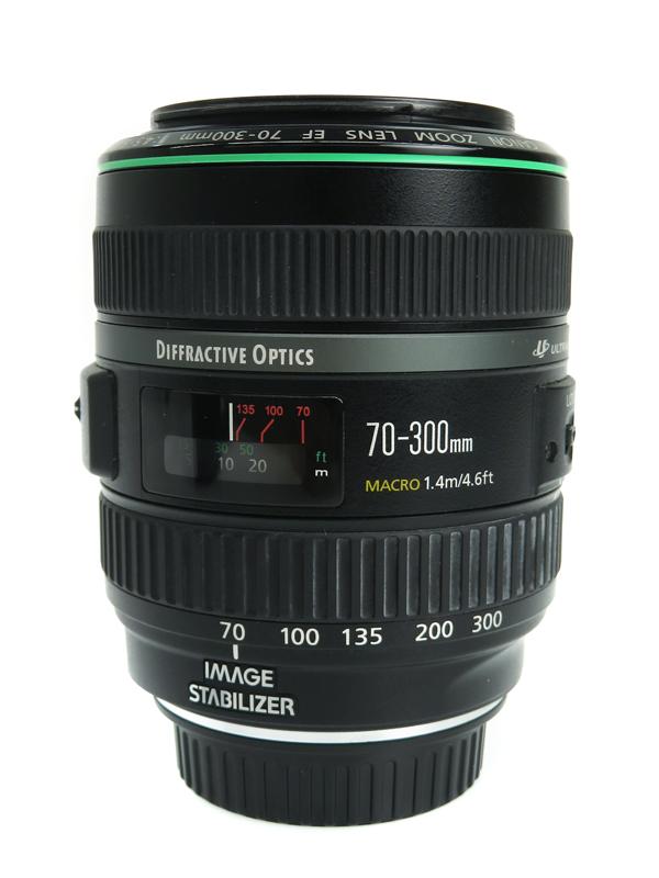 【Canon】キヤノン『EF70-300mm F4.5-5.6 DO IS USM』EF70-300DIS レンズ 1週間保証【中古】b03e/h11AB