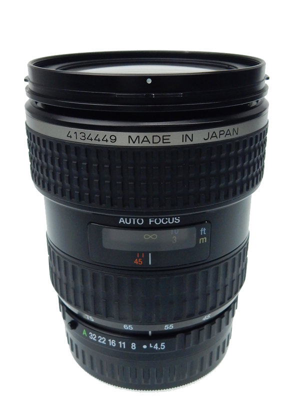 【PENTAX】ペンタックス『smc PENTAX-FA645 45-85mmF4.5』一眼レフカメラ用レンズ 1週間保証【中古】b03e/h14AB