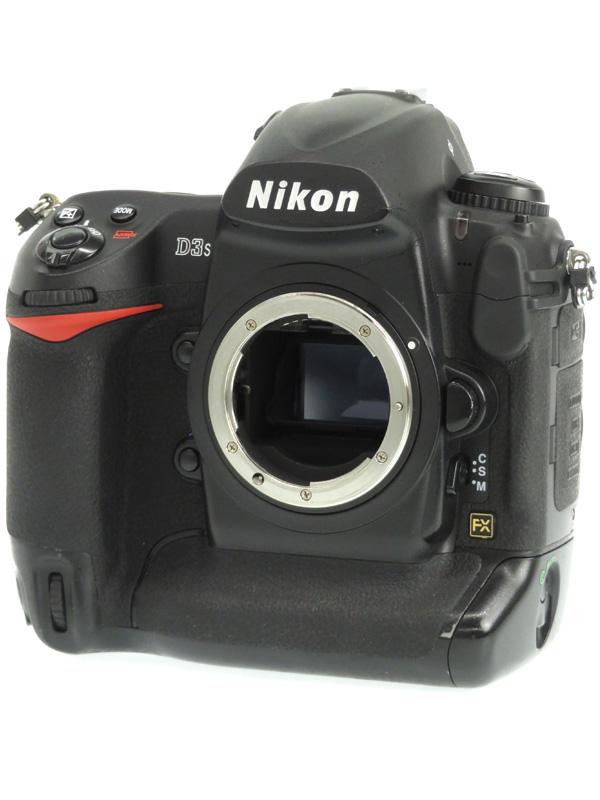 【Nikon】ニコン『D3S ボディ』1210万画素 FXフォーマット CFカード HD動画 デジタル一眼レフカメラ 1週間保証【中古】b05e/h02AB