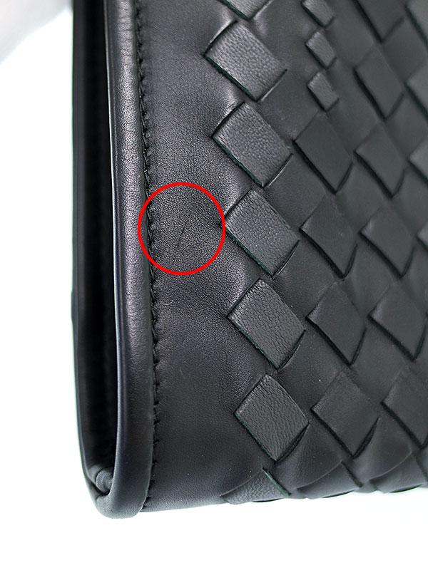 BOTTEGA VENETA ボッテガヴェネタ イントレチャート クラッチバッグ メンズ 1週間保証b02b h19ABpUzSVqM