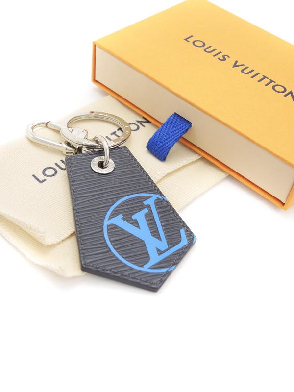Louis Vuittonバッグチャームキーリング ルイヴィトン キーホルダー・アンシャッペ M68282 1週間保証b01j h22ABwkXiOZTuP