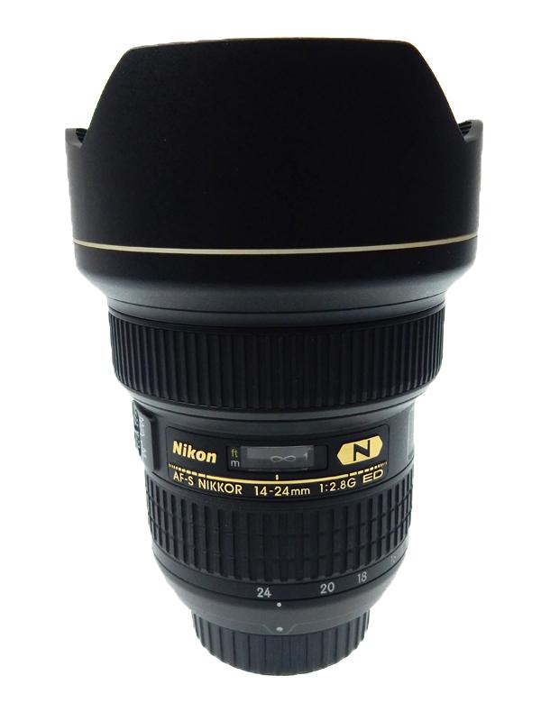 【Nikon】ニコン『AF-S NIKKOR 14-24mm f/2.8G ED』FXフォーマット 広角ズーム デジタル一眼レフカメラ用レンズ 1週間保証【中古】b03e/h20AB