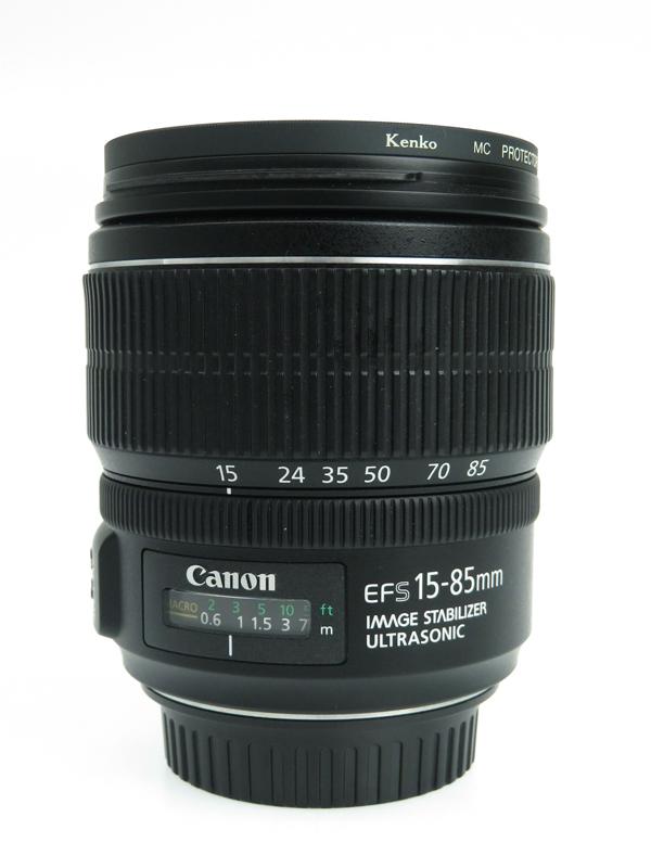 【Canon】キヤノン『EF-S 15-85mm F3.5-5.6 IS USM』EF-S15-85IS レンズ 1週間保証【中古】b03e/h20AB