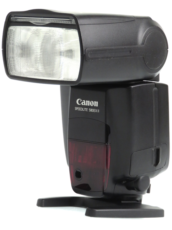 【Canon】キヤノン『スピードライト』580EX II 最大ガイドナンバー58 ストロボ 1週間保証【中古】b03e/h20AB
