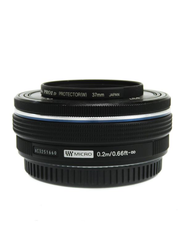 【OLYMPUS】オリンパス『M.ZUIKO DIGITAL ED 14-42mm F3.5-5.6 EZ』2014年2月発売 レンズ 1週間保証【中古】b03e/h07AB