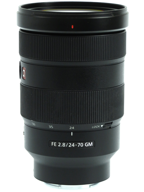 【SONY】ソニー『FE 24-70mm F2.8 GM』SEL2470GM Eマウント フルサイズ デジタル一眼カメラ用レンズ 1週間保証【中古】b03e/h07AB