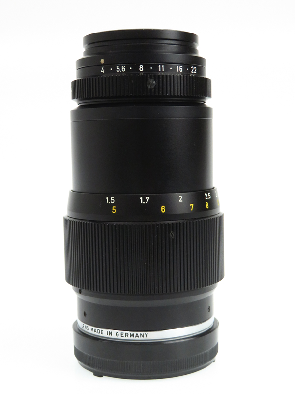 ライカ『LEICA テレ・エルマー M135 F4』2653224 レンズ 1週間保証【中古】b03e/h20B