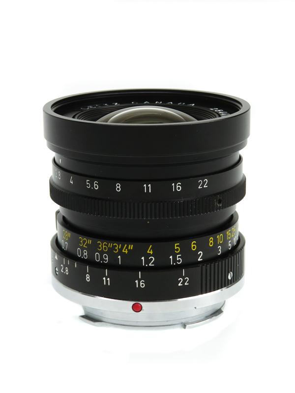 【Leica】ライカ『エルマリートM 28mm F2.8 第2世代』レンズ 1週間保証【中古】b03e/h20AB