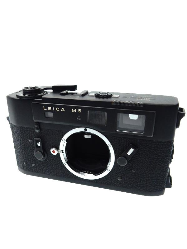 【Leica】ライカ『LEICA M5』レンジファインダーカメラ 1週間保証【中古】b03e/h20B