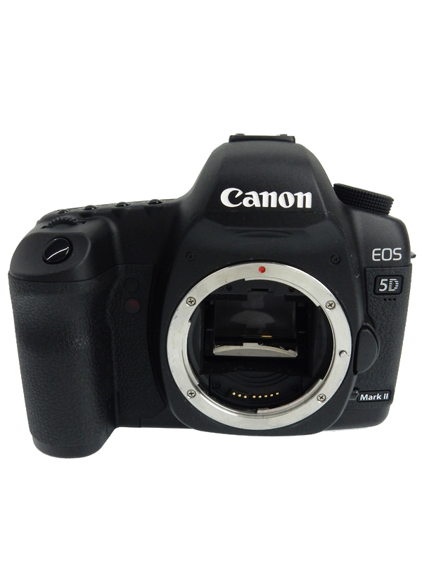 【Canon】キヤノン『EOS 5D MarkII ボディ』EOS5DMK2 約2110万画素 3インチ CF デジタル一眼レフカメラ 1週間保証【中古】b03e/h07AB