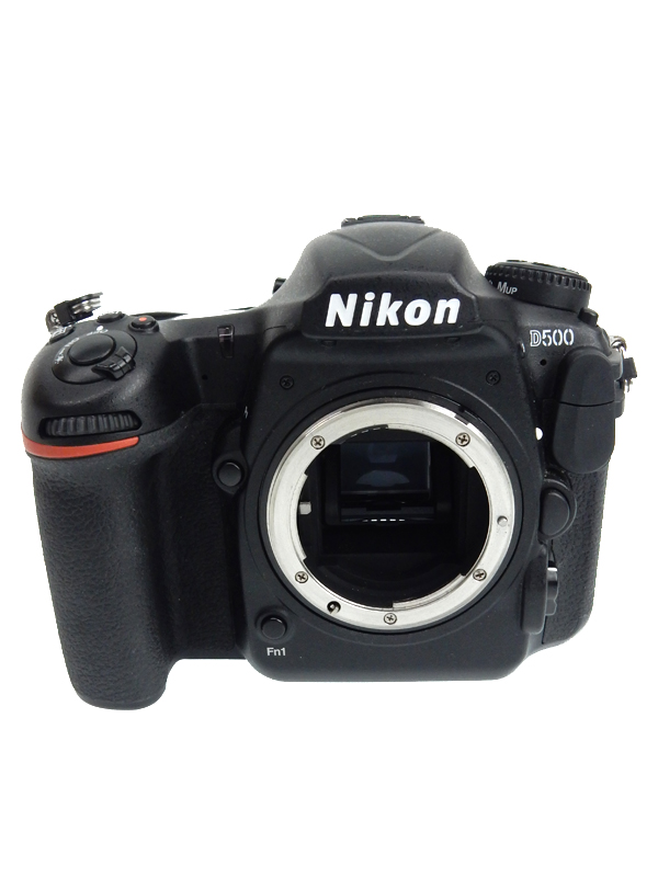 【Nikon】ニコン『D500 ボディ』2016年 フラッグシップモデル 2088万画素 3.2型画像モニター 軽量ボディ EXPEED 5 デジタル一眼レフカメラ 1週間保証【中古】b03e/h07AB