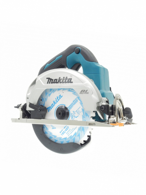 【makita】マキタ『165mm 充電式マルノコ』HS610DRGX 18V 6.0Ah×2 充電器 ケース付 無線連動非対応 丸のこ 1週間保証【新品】b00t/b00N