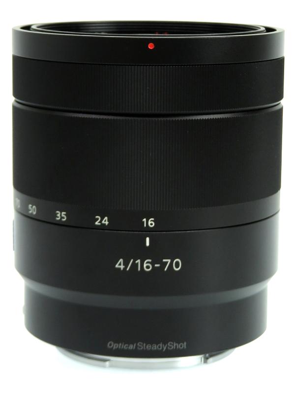 【SONY】ソニー『Vario-Tessar T* E 16-70mm F4 ZA OSS』SEL1670Z Eマウント APS-C 24-105mm相当 デジタル一眼カメラ用レンズ 1週間保証【中古】b03e/h12AB