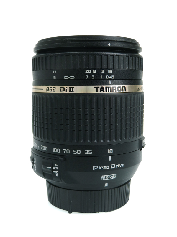 【TAMRON】タムロン『18-270mm F/3.5-6.3 Di II VC PZD』B008N ニコンDXフォーマット 27-405mm相当 デジタル一眼レフカメラ用レンズ 1週間保証【中古】b05e/h22AB