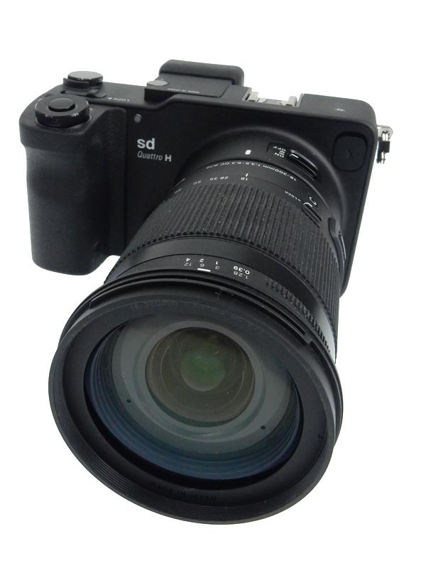 【SIGMA】シグマ『sd Quattro H』2016年式 3860万画素 ミラーレス一眼カメラ 1週間保証【中古】b06e/h18AB