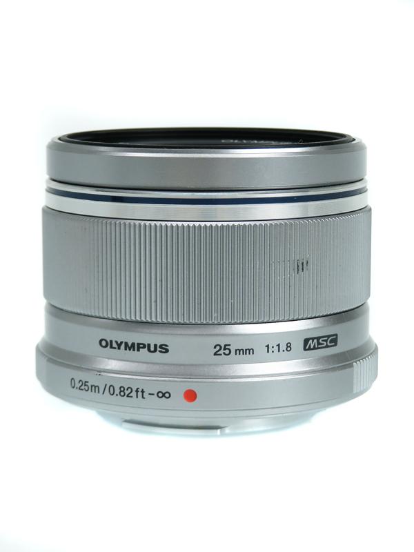 【OLYMPUS】オリンパス『M.ZUIKO DIGITAL 25mm F1.8』レンズ 1週間保証【中古】b05e/h13AB