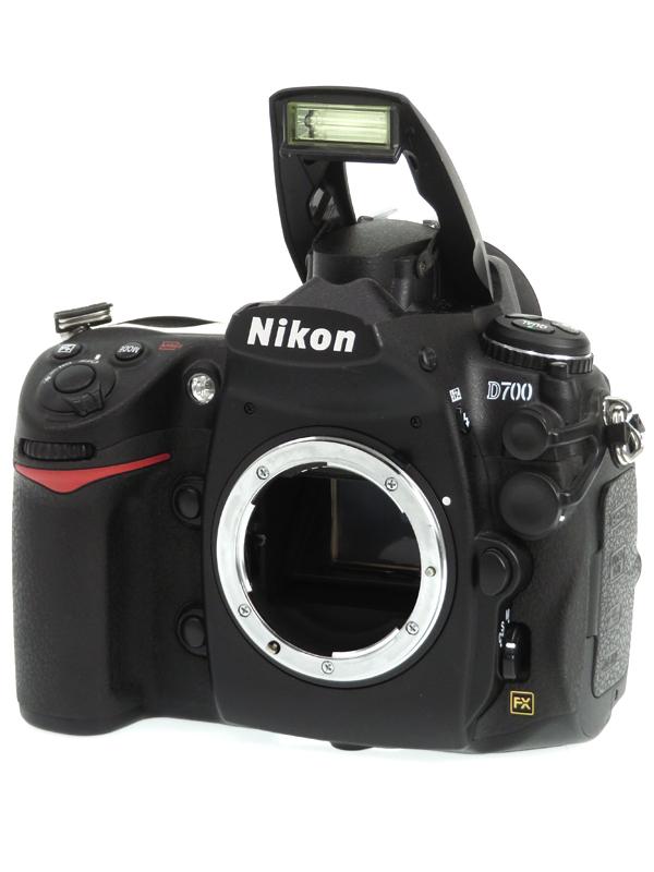 【Nikon】ニコン『D700ボディ』1210万画素 FXフォーマット CFカード デジタル一眼レフカメラ 1週間保証【中古】b03e/h14B