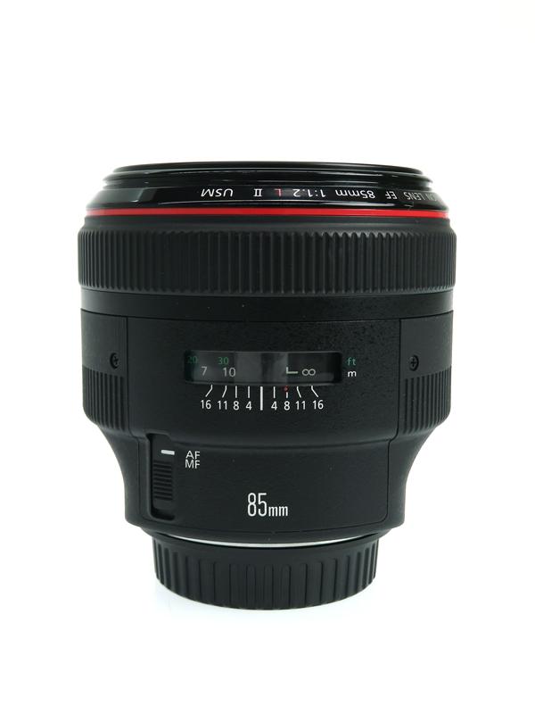【Canon】キヤノン『EF85mm F1.2L II USM』EF8512L2 レンズ 1週間保証【中古】b06e/h18AB