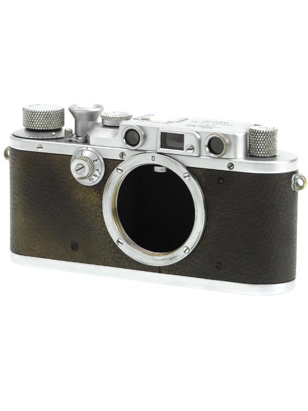 【Leica】ライカ『LEICA IIIa』Lマウント 1/1000秒 レンジファインダーカメラ 1週間保証【中古】b03e/h22BC