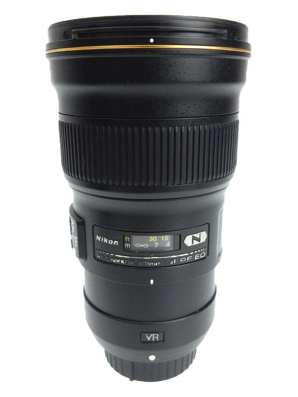 【Nikon】ニコン『AF-S NIKKOR 300mm f/4E PF ED VR』FXフォーマット デジタル一眼レフカメラ用レンズ 1週間保証【中古】b03e/h20AB