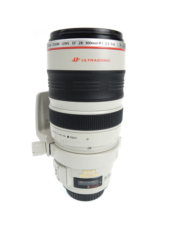 【Canon】キヤノン『EF28-300mm F3.5-5.6L IS USM』EF28-300LIS 望遠ズーム 一眼レフカメラ用レンズ 1週間保証【中古】b03e/h07AB