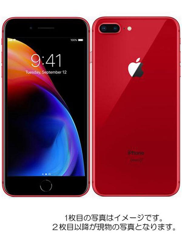 【Apple】アップル『iPhone8 64GB auのみ プロダクトレッド』MRRY2J/A スマートフォン 1週間保証【中古】b06e/h20AB