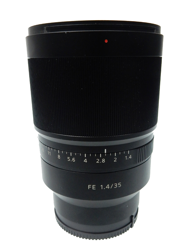 【SONY】ソニー『Distagon T* FE 35mm F1.4 ZA』SEL35F14Z α Eマウント系 レンズ 1週間保証【中古】b03e/h03AB