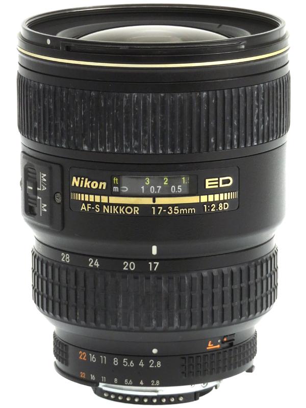 【Nikon】ニコン『AI AF-S Zoom-Nikkor 17-35mm f/2.8D IF-ED』広角ズーム 一眼レフカメラ用レンズ 1週間保証【中古】b05e/h10AB
