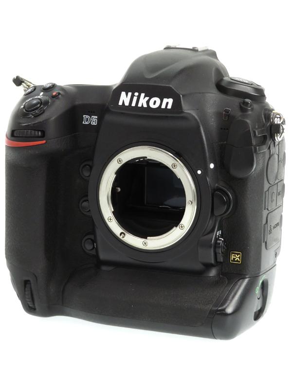 【Nikon】ニコン『D5(CF-Type) ボディ』2082万画素 FXフォーマット 4K動画 デジタル一眼レフカメラ 1週間保証【中古】b03e/h08B