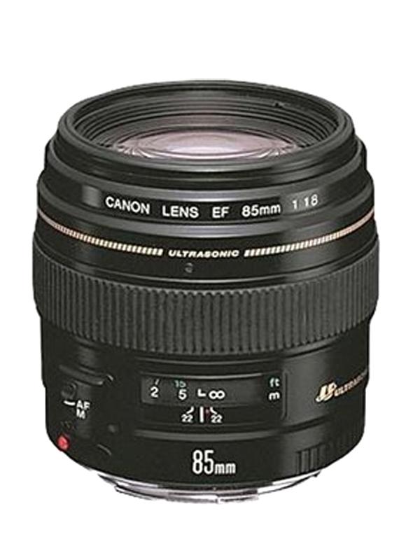 【Canon】キヤノン『EF85mm F1.8 USM』EF8518U 中望遠 単焦点 リアフォーカス 一眼レフカメラ用レンズ 1週間保証【新品】b03e/h09N