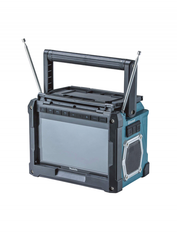 【makita】マキタ『充電式ラジオ付テレビ』TV100 本体のみ バッテリー 充電器別売 1週間保証【新品】b00t/b00N
