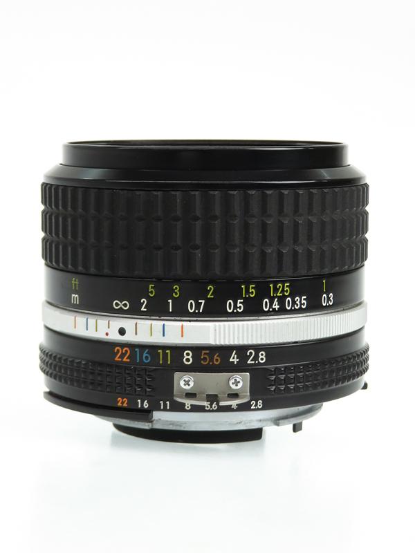 【Nikon】ニコン『AI Nikkor 24mm f/2.8S』FXフォーマット 広角 マニュアルフォーカス 一眼レフカメラ用レンズ 1週間保証【中古】b03e/h20AB