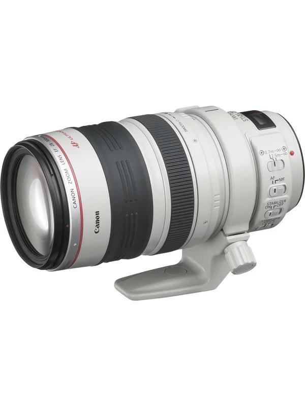 【Canon】キヤノン『EF28-300mm F3.5-5.6L IS USM』EF28-300LIS 望遠ズーム 一眼レフカメラ用レンズ 1週間保証【中古】b03e/h09S