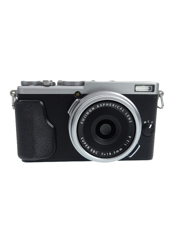 【FUJIFILM】富士フイルム『FUJIFILM X70 シルバー』F X70-S 1630万 APS-C Wi-Fi デジタルカメラ 1週間保証【中古】b03e/h11AB