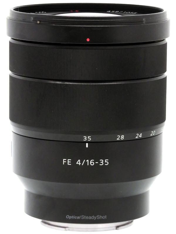 【SONY】ソニー『Vario-Tessar T* FE 16-35mm F4 ZA OSS』SEL1635Z Eマウント フルサイズ対応 デジタル一眼カメラ用レンズ 1週間保証【中古】b03e/h08AB