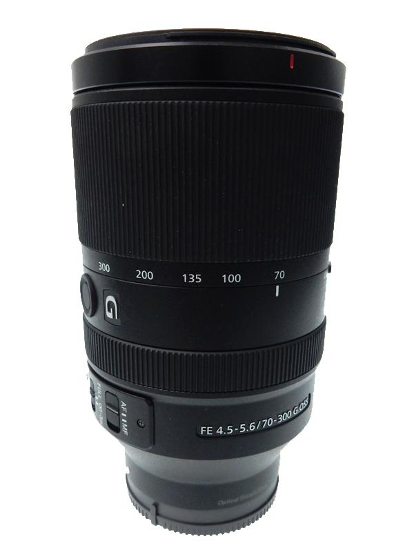 【SONY】ソニー『FE 70-300mm F4.5-5.6 G OSS』SEL70300G Eマウント 望遠ズーム フルサイズ対応 デジタル一眼カメラ用レンズ 1週間保証【中古】b03e/h08AB