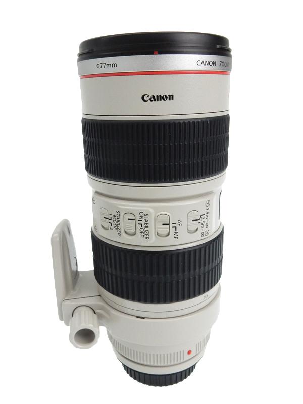 【Canon】キヤノン『EF 70-200mm F2.8L IS USM』EF70-200LIS キヤノンEF 望遠 レンズ 1週間保証【中古】b03e/h11AB