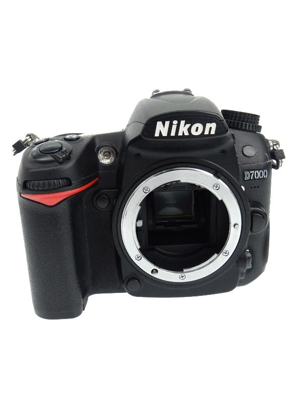 【Nikon】ニコン『D7000 ボディ』DXフォーマット 3インチ 1620万画素 SDXC フルHD動画 デジタル一眼レフカメラ 1週間保証【中古】b03e/h13B