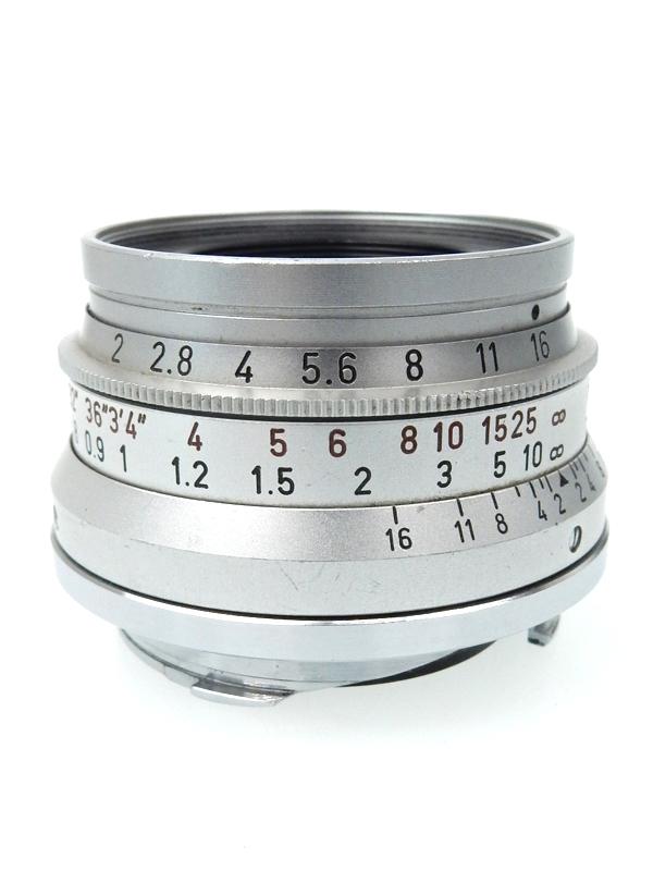 ライカ『LEICAズミクロン35mmF2 8枚玉』レンズ 1週間保証【中古】b03e/h20AB