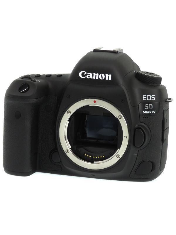【Canon】キヤノン『EOS 5D Mark IV ボディー』3040万画素 フルサイズ 4K動画 CF/SDXC デジタル一眼レフカメラ 1週間保証【中古】b03e/h02AB