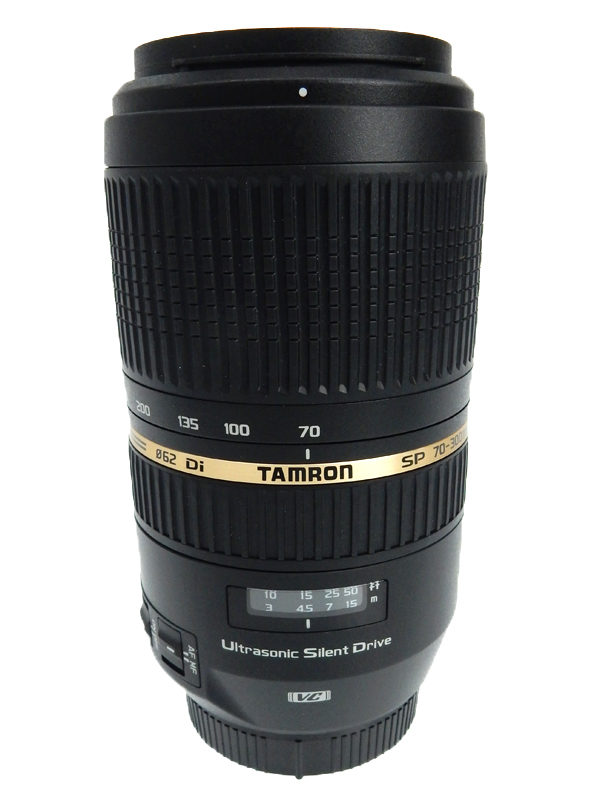【TAMRON】【キヤノン用】タムロン『SP 70-300mm F/4-5.6 Di VC USD』A005 手ぶれ補正 望遠ズームレンズ 1週間保証【中古】b03e/h07AB