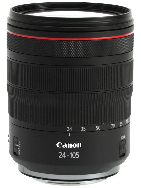 【Canon】キヤノン『RF24-105mm F4L IS USM』RF24-10540LIS Rシステムミラーレス一眼カメラ用レンズ 1週間保証【中古】b05e/h22AB