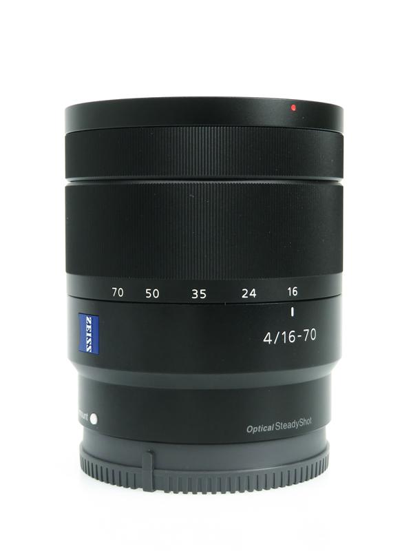 【SONY】ソニー『Vario-Tessar T* E 16-70mm F4 ZA OSS』SEL1670Z デジタル一眼カメラ[Eマウント]用レンズ 1週間保証【中古】b03e/h13A